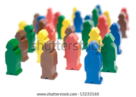 Multicultural - stock photo