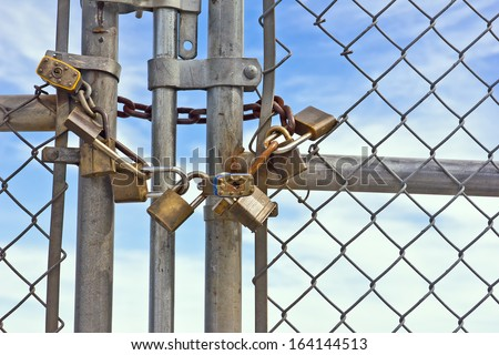 Lock Gates Stock Photos Images Amp Pictures Shutterstock