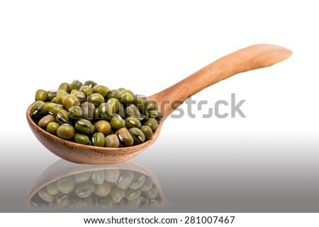Mung bean - stock photo