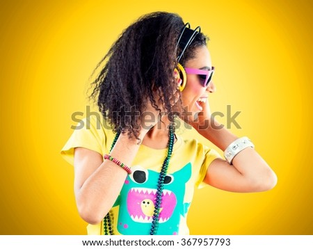 Music. - stock photo