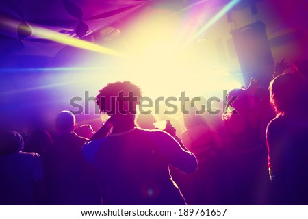 Music Concert - stock photo