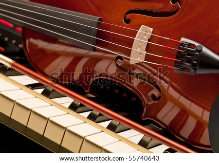 Musical Knowledge Conceptual Image - stock photo