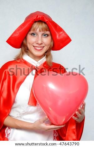My heart belongs to you! - stock photo