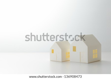 My home - stock photo