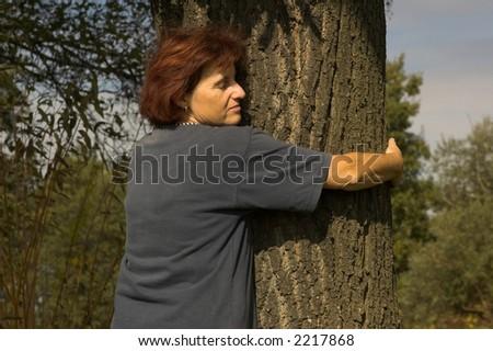 my tree - stock photo