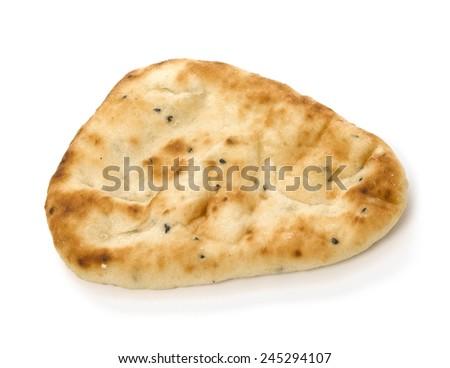 Nan Bread - stock photo
