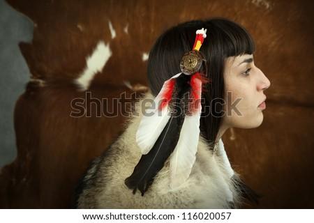 Beautiful Native American Women