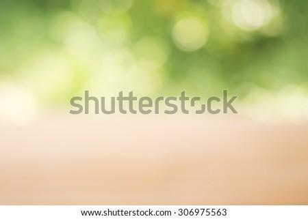 Natural Bokeh,blurred bokeh. - stock photo