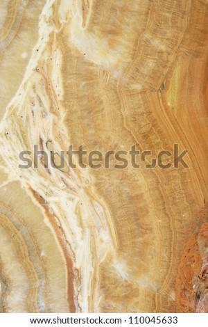 natural brown granite texture - stock photo