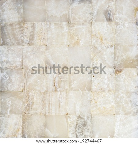 Natural detailed stone mosaic for background or texture - stock photo