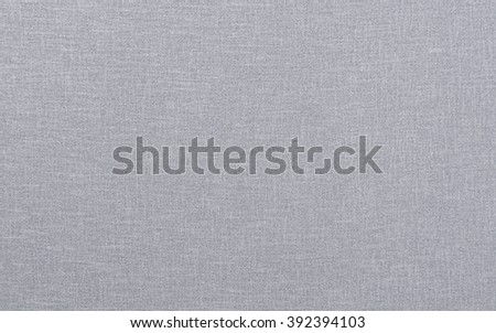 natural linen texture  background gray. - stock photo