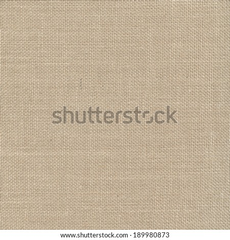 Natural linen texture for the background - stock photo