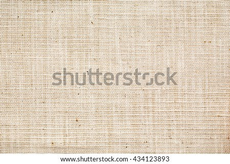 natural linen texture. linen pattern fabric for design or background. sackcloth textured - stock photo