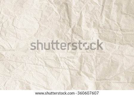 Natural Recycled Paper Texture.Newspaper texture blank paper old pattern wall carpet covering art craft background cardboard recycling vintage canvas light kraft. - stock photo