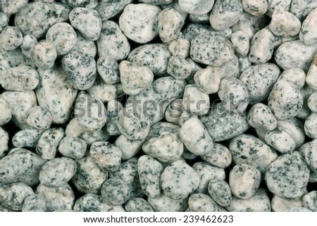 natural stones texture - stock photo