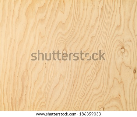 Natural Wood Color Pine Ply Wood Textured Background. - stock photo