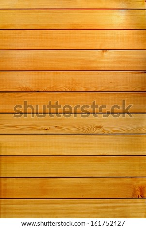 Natural Wood Panel Vertical Background - stock photo