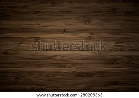 Natural Wooden Tabletop Background, Texture - stock photo