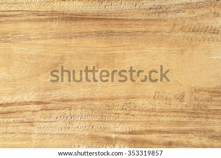 Natural wooden texture or background - stock photo