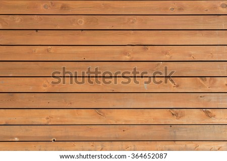 Nature Brown wood plank wall texture background - stock photo