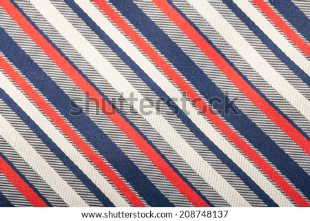Neck tie background and texture for your artwork - stock photo