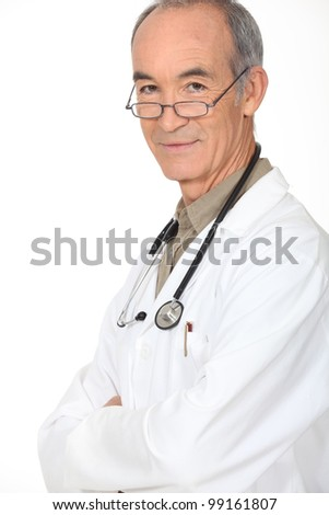 Need a doctor? - stock photo