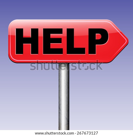 need help or wanted helping hand assistance please or support desksearch and find online assistance  - stock photo