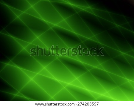 Neon green template website pattern design - stock photo