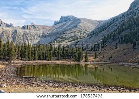 Nevada-Great Basin National Park - stock photo