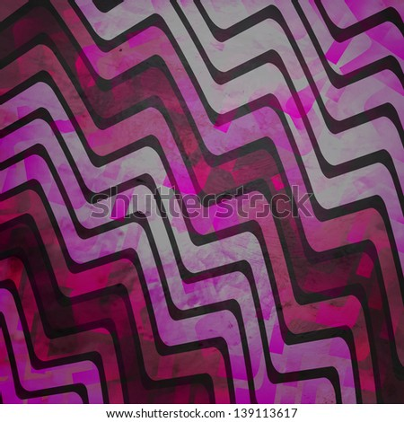 new abstract background with pink stripes on grunge surface can use like modern wallpaper - stock photo