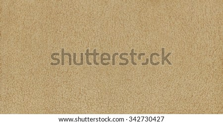 New clean blanket texture. Household material texture. - stock photo
