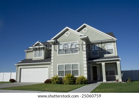New Home - stock photo