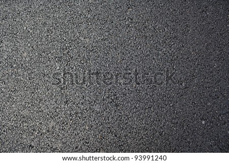 New hot asphalt abstract texture background - stock photo