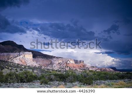 New Mexico - stock photo