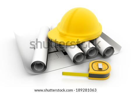 New project plan - stock photo