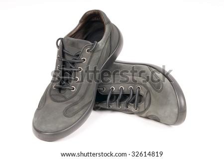 New Shoe - stock photo