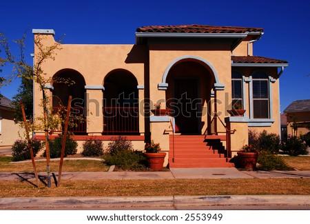 New Urban Home - stock photo
