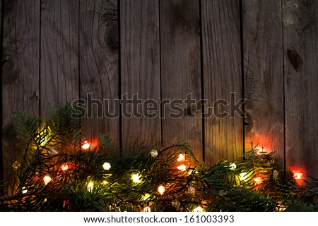 new year background - stock photo