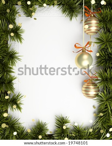 New year background. to see another, please visit my gallery. - stock photo