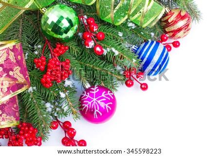 new year,christmas - stock photo