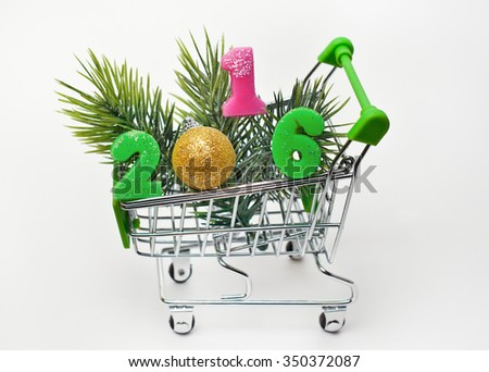 New year song happy new year 2016 - stock photo