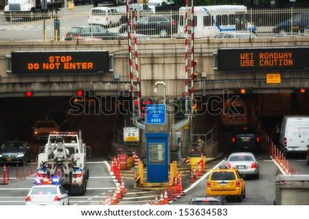 Midtown Tunnel Midtown Tunnel on June 14