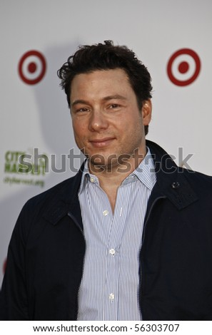 NEW YORK - JUNE 29: Rocco DiSpirito attends 'Target Party for Good' on June 29 as part of the 2010 National Conference on Volunteering on Pier 36 South Street on June 29, 2010 in New York City - stock photo