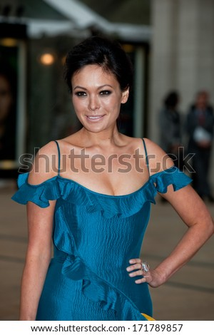 NEW YORK - MAY 18: Actress Lindsay Price attends the 69th Annual American Ballet Theatre Spring Gala at The Metropolitan Opera House on May 18, 2009 in New York City. - stock photo