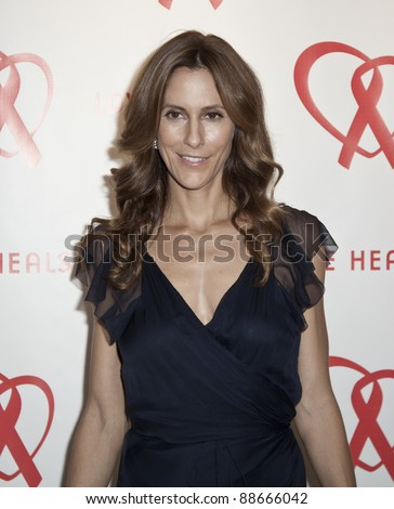 NEW YORK - NOVEMBER 09: Cristina Greeven Cuomo attends Love Heals The Alison Gertz Foundation For AIDS Education 20th Anniversary gala at the Four Seasons Restaurant on November 9, 2011 in New York City, NY. - stock photo