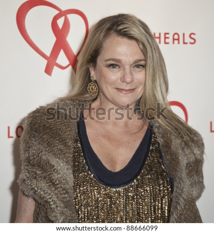 NEW YORK - NOVEMBER 09: Debbie Bancroft attends Love Heals The Alison Gertz Foundation For AIDS Education 20th Anniversary gala at the Four Seasons Restaurant on November 9, 2011 in New York City. - stock photo