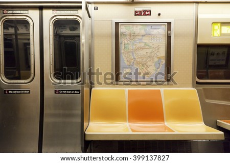 Wagons stock photos images pictures shutterstock - Carrage metro ...