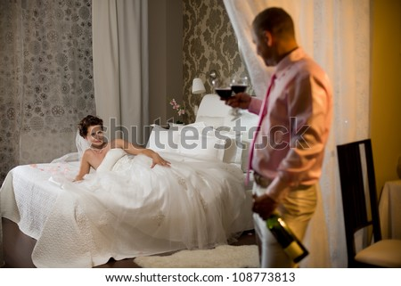 Night Romance Romance Wedding Night