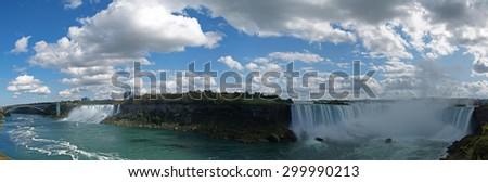 Niagara Falls, Ontario, Canada - stock photo