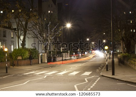 Nice photo of the citylife in London - stock photo